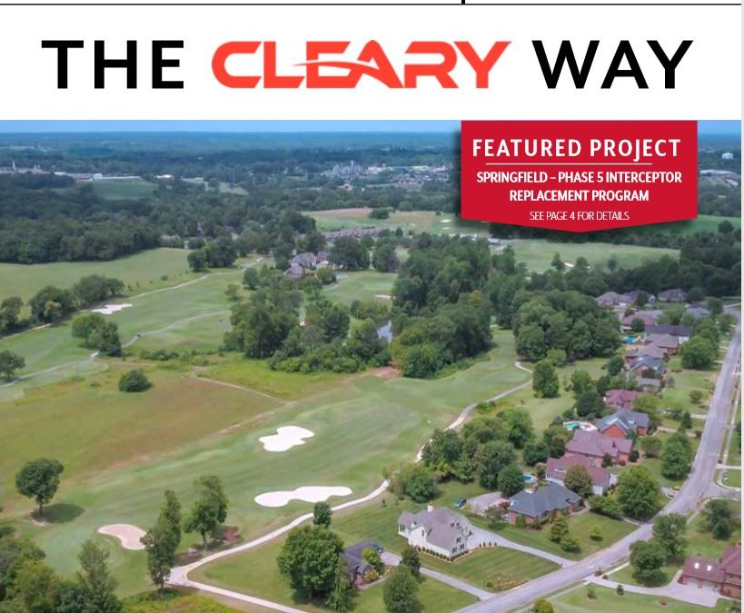 2019 THE CLEARY WAY Issue 4