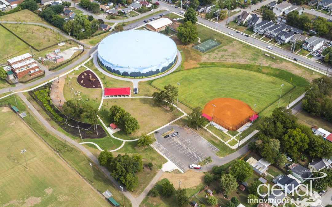 West Park EQ Facility Phase 2 – Nashville, TN