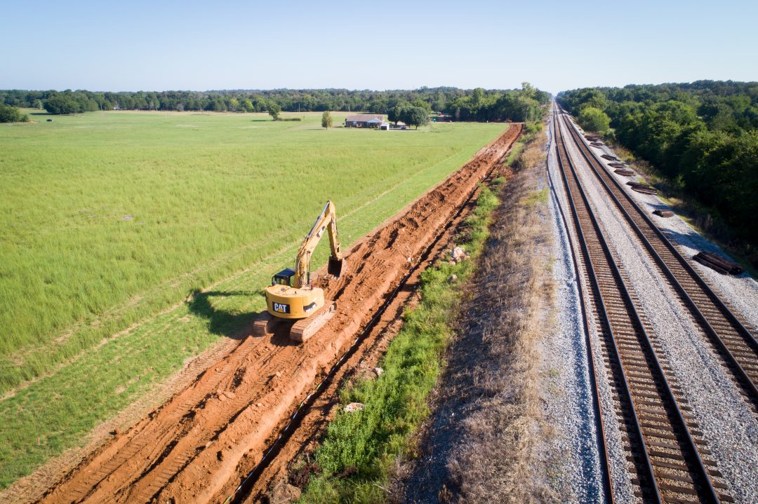 Horton Highway Utility District Natural Gas System Improvements Steel Gas Line – Chapel Hill, TN
